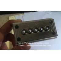 Buy cheap CNC machining precision steel dies, OEM CNC machined steel dies product