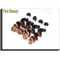 Buy cheap 100% Human 7A Grade Human Hair , Peruvian Loose Wave Hair Bundles product