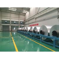 China Thickness 0.006mm - 0.2mm Aluminum Sheet Roll Jumbo Roll Alloy 8011 / 8006 on sale