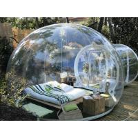 Buy cheap Outdoor Inflatable Tent / Inflatable Bubble House For Exhibition /Event With 0.45MMPVC from Wholesalers