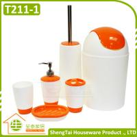 Low price high quality accessory new design mix color for Good quality bathroom accessories