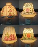 Buy cheap sell night lamps,night light,wall lamps,aroma ceramic lamp from Wholesalers