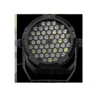 Buy cheap AC 90 - 260V Indoor LED FLATPAR Stage Light DMX DJ Disco Club Lighting Projector Lamp from Wholesalers