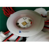Buy cheap DC24V Water Sterilizer UVC LED Lamp Module 2.0-3.0mW With Cable XH2.54 2P Terminal product