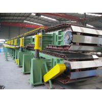 Buy cheap Automatic PU Sandwich Panel Production Line , Polyurethane Sandwich Panel Making Line product