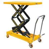 Buy cheap scissor lift table product