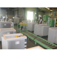 High Efficiency Oil Type Transformer , 35 KV Three Phase Power Transformers