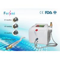 Buy cheap Professional Manufacturer Skin Rejuvenation fractional rf fractional micro needle machine product