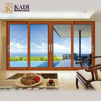 Top quality aluminum patio sliding doors model 132 for Quality patio doors