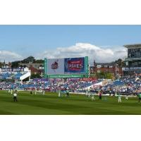 Buy cheap High Resolution IP68 Stadium LED Display ,  Outdoor Full Color P8 LED Screen product