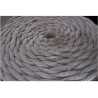 Buy cheap Heat Insulation Ceramic Fiber , Ceramic Fiber Fiberglass Rope Gasket Material product