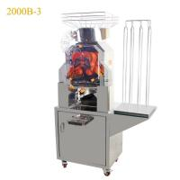 Buy cheap Elegant Shape Pomegranate Juice Machine Stainless Steel Metal Casing Auto Feeder from wholesalers