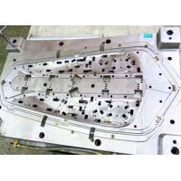 Buy cheap Interior Auto Door Trim Moulding , Custom Made Plastic Automobile Spare Parts product