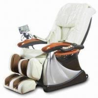 Buy cheap Shiatsu Massage Chair with Synchronous Music and Arm Air-pressure Function, Measures 118 x 76 x 76cm product