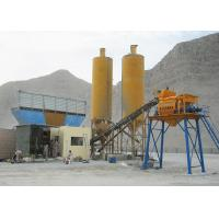 Buy cheap Belt Type Hzs90 Fixed Ready Mix Concrete Plant Stabilized Soil Dry Mixing Plant product