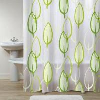 Buy cheap Shower Curtain for Hotel Use, PVC, PE, PEVA and EVA Materials product