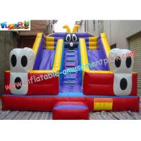 Buy cheap Large Commercial  grade PVC tarpaulin Inflatable Slide Toy by custom design for Kids from Wholesalers