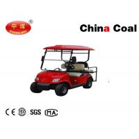 Buy cheap Custom Transport Scooter 4 Seater Electrical Golf Carts for 3 - 4 Person product