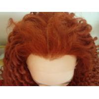 Buy cheap Natural Hairline Whitle Synthetic Lace Front Wigs Heat Resistant Fiber product
