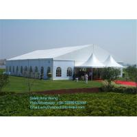 China Speical Functional Hexagonal Aluminum Frame Pop Up Tent Canopy on sale