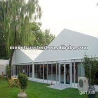 Buy cheap wedding tent for party with glass wall/guangzhou mrquee party from Wholesalers