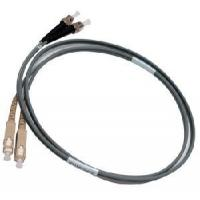 Buy cheap Optical Fiber Patch Cord-OM2(50/125)-Gray cable- SC-ST Connector product