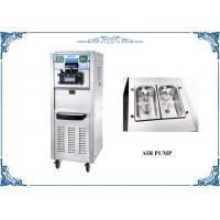 Commercial Soft Serve Yogurt Ice Cream Machine with 3 Tecumseh Compressors