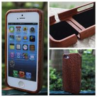 Buy cheap wholesale wood mobile phone case for iphone 6, for iphone 6 bamboo case product