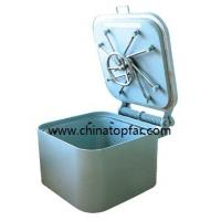 Quality Marine hatch cover, air vent head, fire damper, steel ladder, manhole cover,air grill,funnel grating for sale