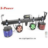 Buy cheap Outdoor 120 Watt Led Par Can Lights Set with 5 / 20 Channel DMX Control product
