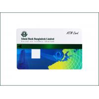 Buy cheap Full Color Magnetic Stripe Card Stamping Processing HS Code 3920430090 product