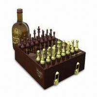 Buy cheap 2-inch Chess Set, Made of MDF Wooden Box product