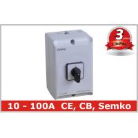 China 5 Pole Rotary Selector Switch on sale