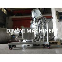 Buy cheap In Line High Shear Dispersing Emulsifier , High Shear Pump Homogenizer Motor Driven product