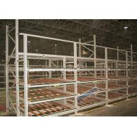 Q235B Steel Shelving Racks Carton Storage Rack 100-1000 Kg Per Level.
