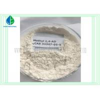 Buy cheap Methyl 1,4- AD Prohormones Muscle Building Steroids of Dianabol Anabolic Pharma , CAS 34347-66-5 product