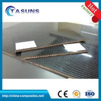 Buy cheap carbon fiber honeycomb sandwich panels, carbon fiber honeycomb, Honeycomb Carbon Fiber‎, carbon fiber composite panels, product