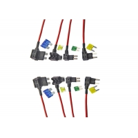 Buy cheap Auto Fuse Box 1500mm Electrical Wiring Harness product