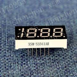 Buy cheap three and half  digit seven segment display product