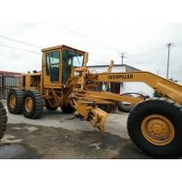 China used year- 2007 CAT 14Gmotor grader for sale  , used construction equipment on sale