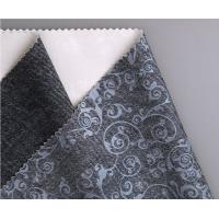 Buy cheap 100% poly printed velvet fabric wholesale african wax print fabric product