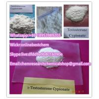 Buy cheap Pharmaceutical Grade Testosterone Cypionate Raw Steroid Powders 99.8% Purity product
