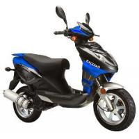 China EEC Approved Gas Scooter (BD125T-2A-X) on sale