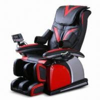 Buy cheap Massage Chair with 260W Power, Synchronous Music and Arm Air-pressure Massage Function product