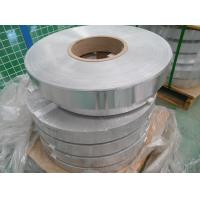 Buy cheap AA1xxx/ 3xxx/ 5xxx Aluminium Foil Strip , Aluminum Strip Stock Custom Width product