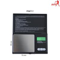 Quality BDS-CS pocket jewelry precision scale,facotry direct sale,black color ,100g and for sale