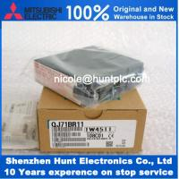 Buy cheap QJ71BR11 Mitsubishi Universal Q CPU module MELSECNET/H master/local, coaxial cable product