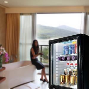 Buy cheap Absorption de-forest Hotel Minibar 40 Litre beer cooler product