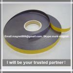 Buy cheap Magnetic strip; Flexible rubber magnet strip Магнитная лента 12,7 тип А и B с клеевым слоем product