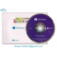 China 32 / 64 Bit Microsoft Windows 10 Pro Key Code Software Online Activation on sale